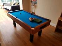 6ft x 3ft Riley Pool Table