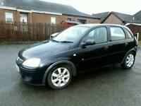 Limited edition Vauxhall Corsa Breeze MOT until Feb '18, needs work REDUCED