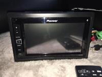Pioneer mvh av280bt touchscreen double din stereo