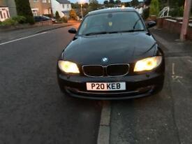 BMW 1 SERIES 2007 116I SE CHEAP NOT VW AUDI SEAT MERCEDES