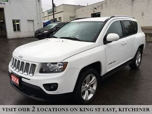 2014 Jeep Compass North | 4X4 | REMOTE START | LEATHER