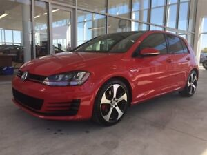 2015 Volkswagen Golf GTI Autobahn - MANUAL SUNROOF CAMERA