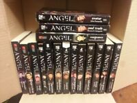 16 ANGEL series books In good condition worth on ebay any thing from £2 - £10 each