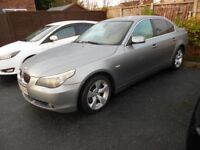 2006 bmw 525d se high miles but realy nice condition will part ex or swop