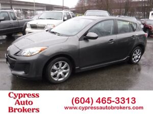 2013 Mazda MAZDA3 GS-SKY (Power Sunroof & Blue-Tooth)