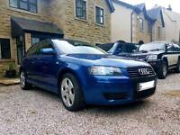 Audi a3 special edition 2004