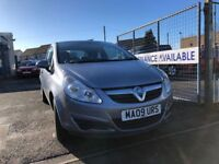 Vauxhall CORSA Car Sales / Finance NO DEPOSIT REQUIRED Cheap Cars Swaps available