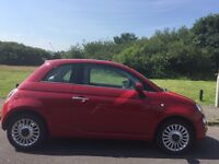 Fiat 500, Panoramic Roof, Bluetooth, 61000 miles, Looking for a quick sale