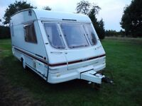 SWIFT CHCHALLENGER, 400SE, 2 BIRTH, 1995, SUPERB LITTLE VAN & LOVELY CONDITION FOR THE AGE.