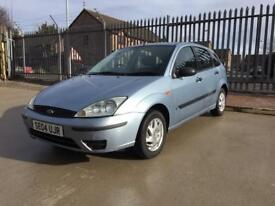 CHEAP FOCUS DIESEL WITH NEW MOT