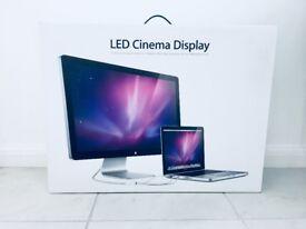 27-Inch LED Cinema Display Apple