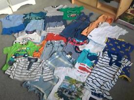 Baby boy clothes Bundle Age 12-24 Months