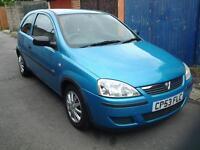 Vauxhall Corsa Life 2003 1000cc
