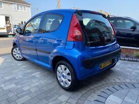 image for Peugeot, 107, Hatchback, 2009, Manual, 998 (cc), 5 doors