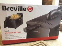 Breville professional 1kg fryer brand new in box.