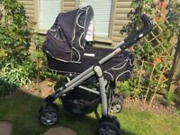 3 in 1 travel system 'Babystyle'