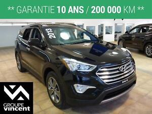 2013 Hyundai Santa Fe XL 7 PLACES ** BLUETOOTH **