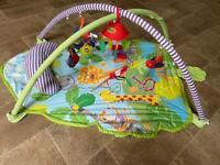 Baby gym/ play mat