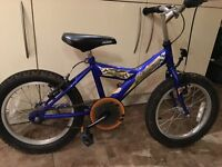 Childrens Bike, suit 5-7 year old