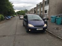 Ford Galaxy 1.9 tdi 115ps 2001 7seater famely