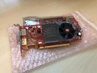 Dell ATI Radeon HD 3470 256MB Dual Port - PCI-E - Graphics Card x3