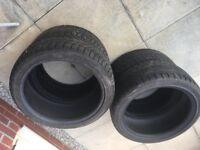 235/40 R18 v95 winter tyres