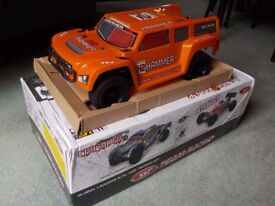 BNIB SST RC 1/10 4WD Humvee Short Course-style truck - Model: 1923 RTR Ready To Run