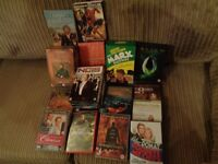 Selection of 11 DVDs + 9 box sets