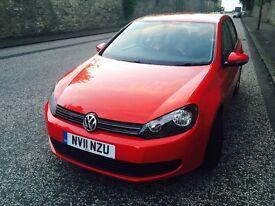 Volkswagen Golf 1.6 TDI BlueMotion Tech Match Final Edition Diesel 2011 new shape.