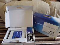 PS4 500GB Console- White