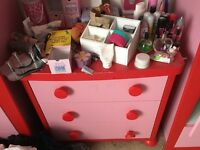 Girls Chest of Drawers - Ikea