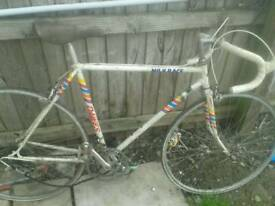 Dawes vintage mens milk cup racing bike