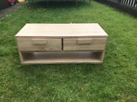 Coffee Table / TV Unit with Drawers