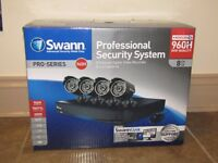 CCTV Swann Pro-Series 960H Professional Security Camera DVD Quality 8CH