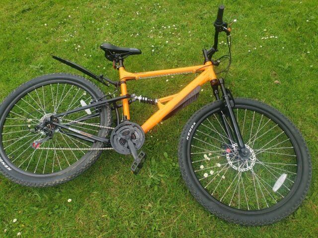 Apollo Radar Mens 20 Inch Frame Mountain Bike For Sale In Newcastle Tyne And Wear Gumtree