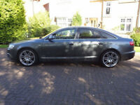 AUDI A6 2.0 TDI LE MANS 4d AUTO 168 BHP SAT NAV ++ LEATHER TRIM ++ 1 PREVIOUS KEEPER ++ 2 KEYS ++