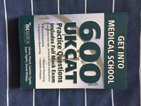 Get into medical school 600 UKCAT practical Questiins