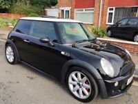 MINI Hatch 1.6 Cooper S 3dr 2002 (52 reg), Hatchback