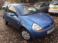 Ford KA - 2002 plate - 5 months - Low in insurance - very clean car - perfect drive