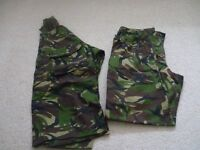 Combat Trousers and Jacket
