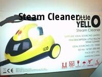 Steam cleaners Brand new