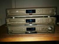 Old Marantz 1020 system