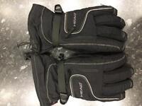 Selection of ski gloves