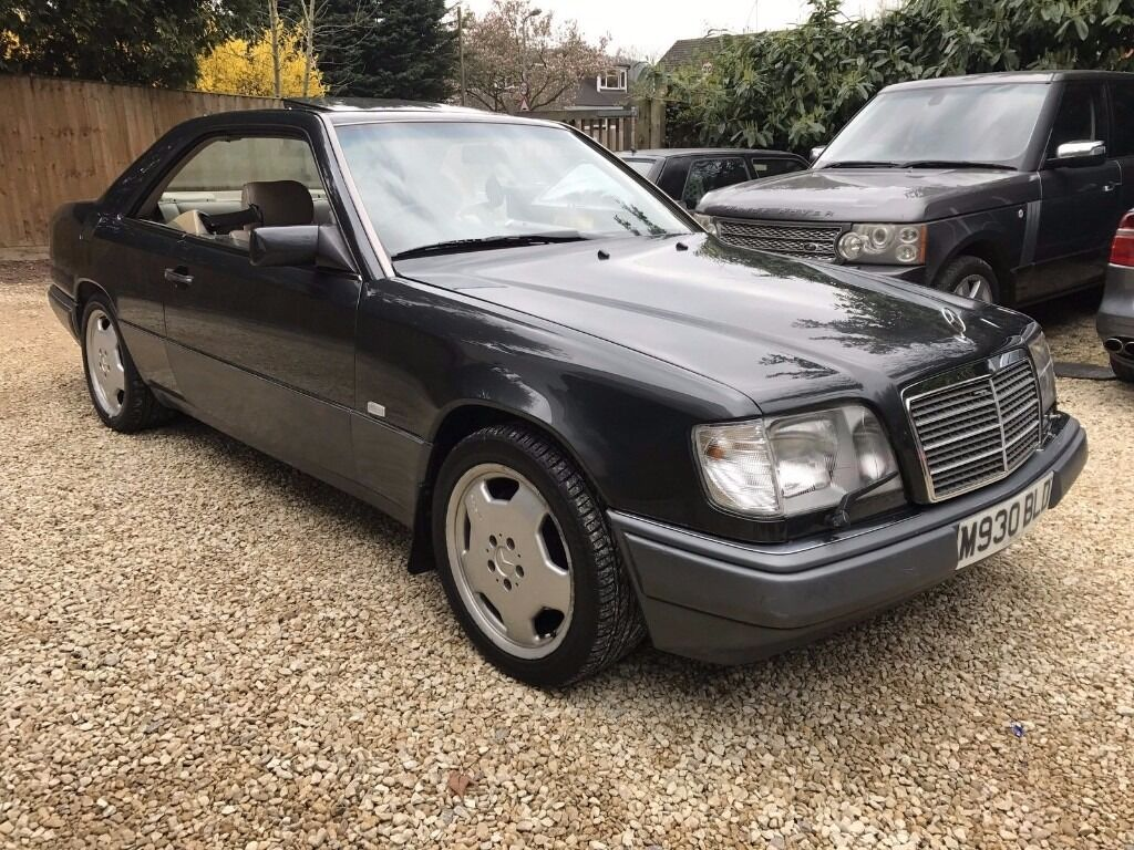 1994 mercedes benz w124 e320 coupe excellent condition low for Mercedes benz w124 230e workshop manual