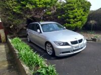 BMW320d touring - mot September 2018 - fsh