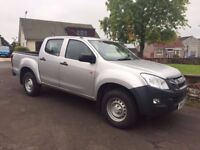 15 Isuzu Rodeo D-Max Double Cab Pick Up