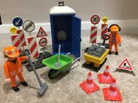 Playmobil Construction Workers 3004 - in original box