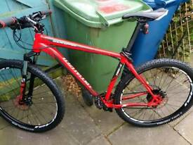 Specialized rockhopper 29er hardtail