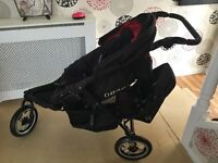Mother care o baby sport double pram
