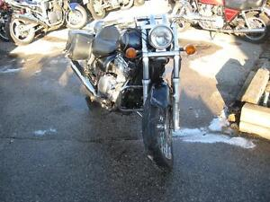 2003 Kawasaki Vulcan 500 (parts bike) London Ontario image 5
